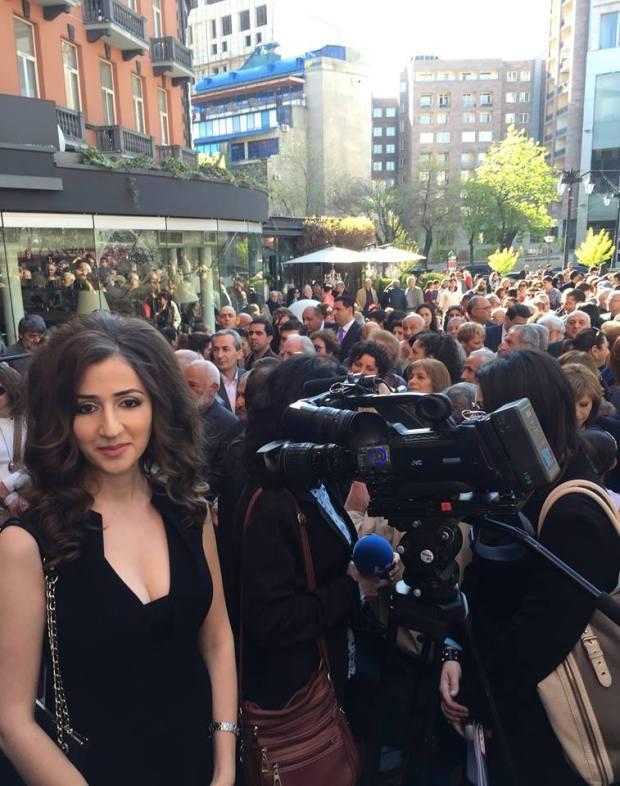 Larisa Safaryan | Yerevan, Armenia 2015
